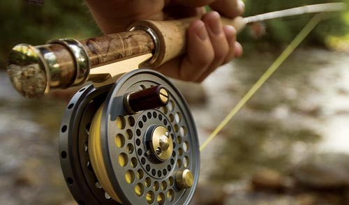 Fishing Rod Brands amp Manufacturers  Drowning Worms